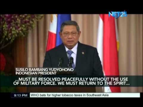 Philippines and Indonesia sign border agreement