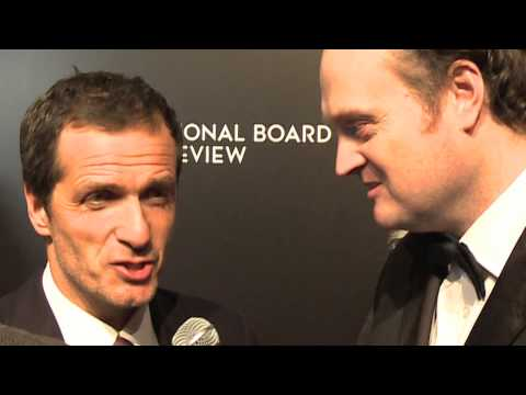Gravity Producer David Heyman talks Sandra Bullock with Brad Blanks
