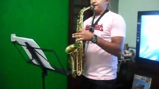 Marcos Tocando Sax Alto- Santidade