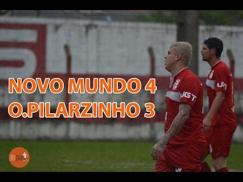 NOVO MUNDO 4 x 3 OPERÁRIO PILARZINHO