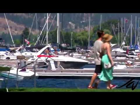 Kelowna BC 2014  'City Park'  - Travel and Tourism - YouTube