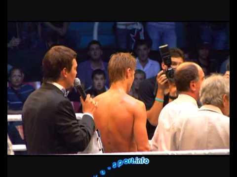 Мировой бокс в Одессе. Обзор титульных поединков