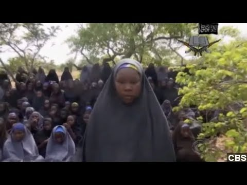 U.S. Sends Forces To Chad To Hunt For Nigerian Girls