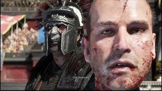 Ryse Son Of Rome: Damocles Kills The Emperors