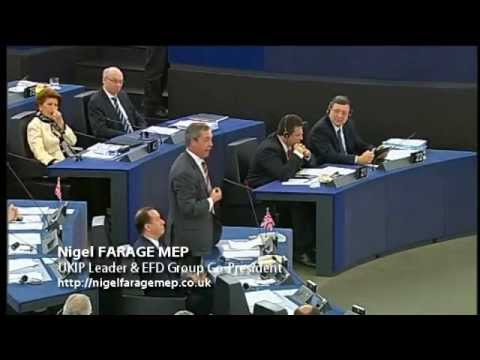 Nigel Farage: Eurozone completely incompatible with nation-state democracy
