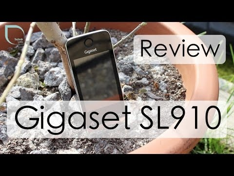 Gigaset SL910 - Review