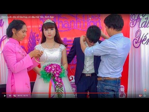 Đám cưới Gia Huy + Hải Yến full HD - Wedding film