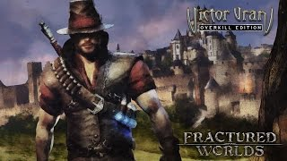 Victor Vran - Fractured Worlds Trailer