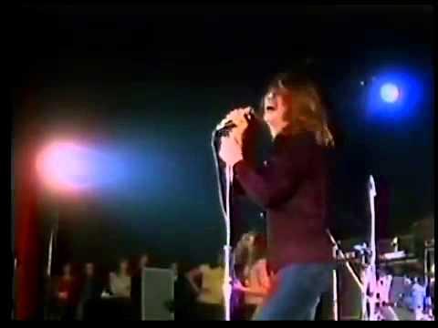 Black Sabbath ,Paranoid en vivo 1970