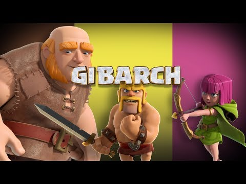 Clash of Clans The GIBARCH Strategy