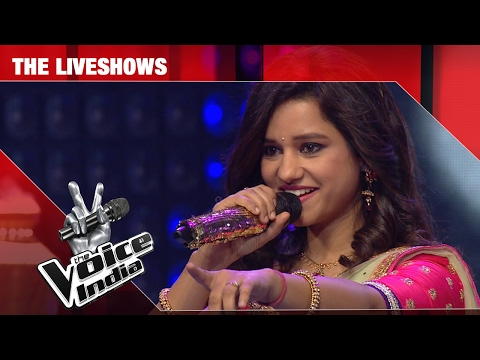 Neha Khankriyal - Performance - The Liveshows Episode 20 - February 12, 2017 - The Voice India Season2