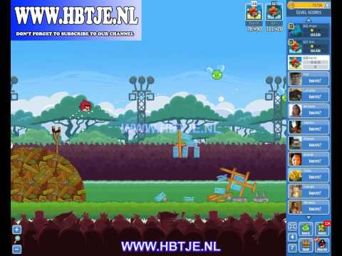 Angry Birds Friends Tournament Level 3 Week 103 (tournament 3) no power-ups