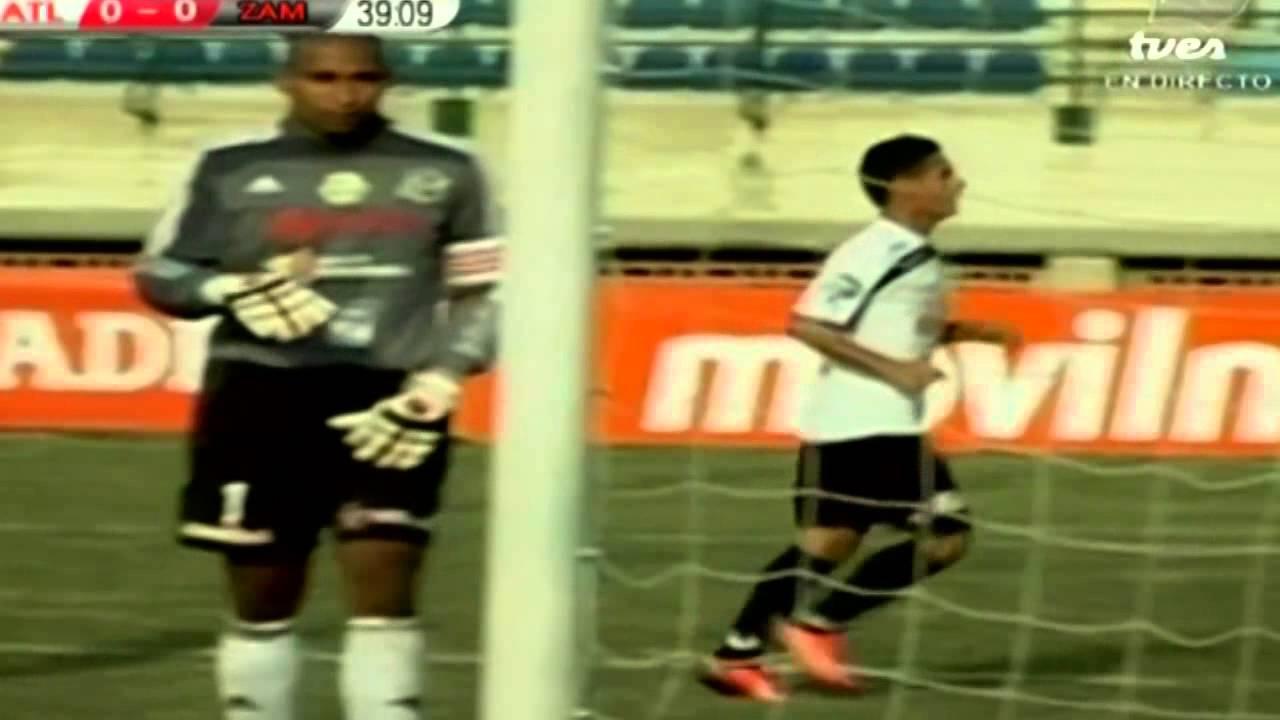 Atletico Venezuela 1-2 Zamora Barinas