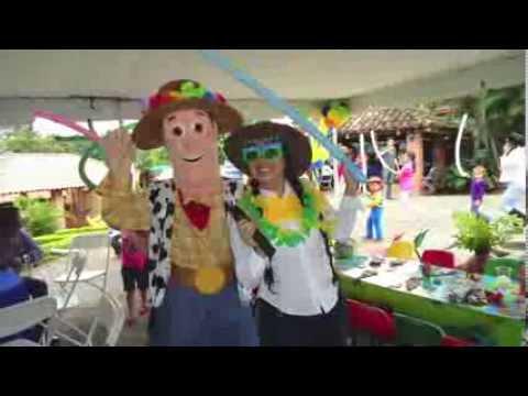 Fiestas Toy Story Divertilandia