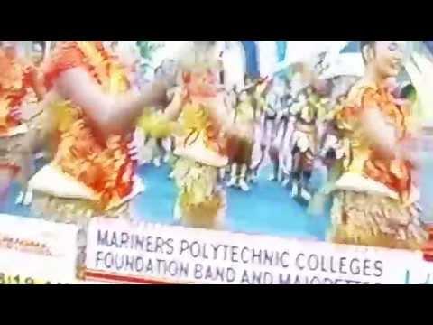 MPC/F Band and Majorettes live @ Umagang Kay Ganda (short clip)