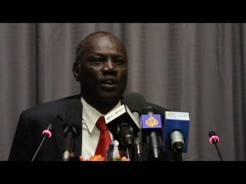 S. Sudan talks set to start, govt rules out releasing rebels