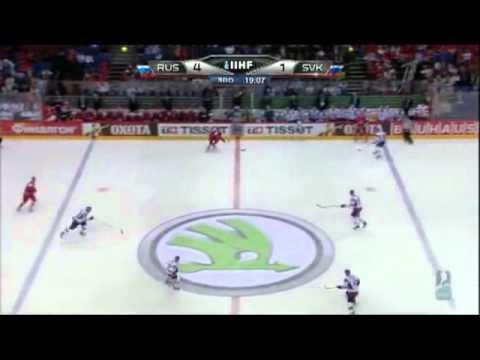 Финал. ЧМ 2012 Россия - Словакия / Final. A WC 2012 Russia - Slovakia