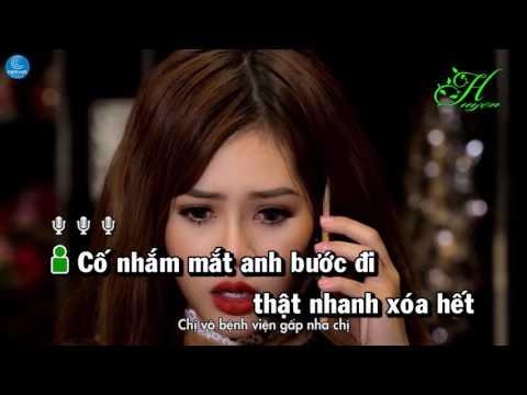 [Karaoke] Nỗi Đau Mình Anh Remix - Châu Khải Phong Ft Trịnh Đình Quang (Full Beat)