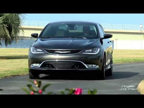 All-new 2015 Chrysler 200 Engineering Feature