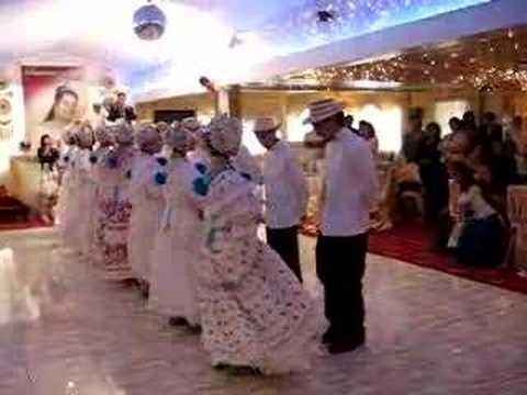 Susy s 15 bailes tipicos de panama la danesa youtube