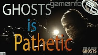 The Pathetic State Of Call Of Duty Ghosts & The Invasion