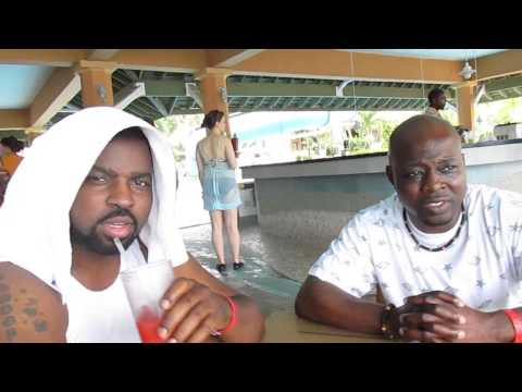 Mizta Swoop and Suede1 Interview by Money Ran  Ochio Rios, Jamaica 2014