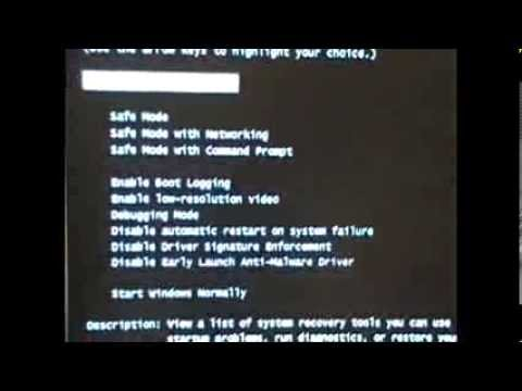 how to get out of safe mode windows 7