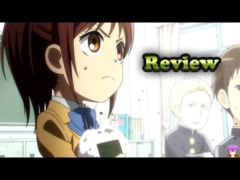 Attack on Titan: Junior High Episode 1 Anime Review & First Impressions 進撃!巨人中学校