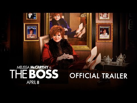 The Boss - Official Trailer (HD)