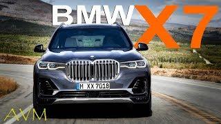 BMW X7 2019 - обзор Александра Михельсона _ новый БМВ Х7