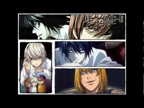 Death Note Musica de Abertura(The World)