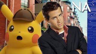 Ryan Reynolds. Is. Pikachu.