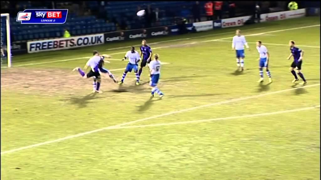 Bury 2-1 Bristol Rovers