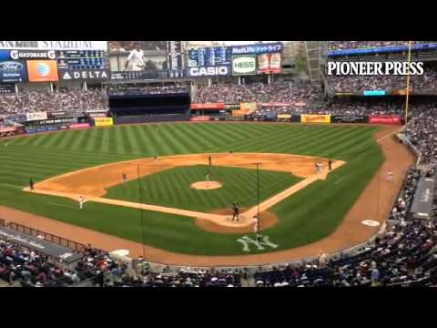 Video: Derek Jeter's walkup song at Yankee Stadium