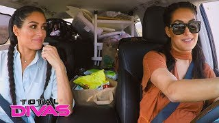 The Bella Twins bring Birdie on her first road trip: Total Divas Preview Clip, Nov. 15, 2017