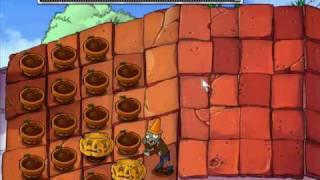 Let's Play Plants Vs Zombies 33 Plantas Carnivoras