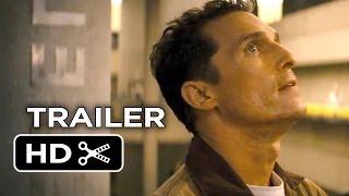Interstellar TRAILER 1 (2014) Matthew McConaughey Movie