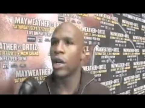 Floyd Mayweather Ring Tv Interview 28 06 11