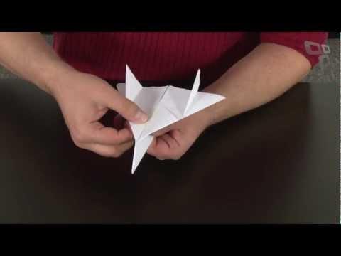Como fazer o avião de papel mais irado do mundo [Área 42] - Tecmundo