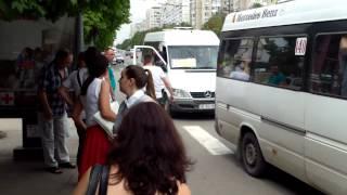Încalcă legile nu doar șoferii de microbuz (Chișinău)