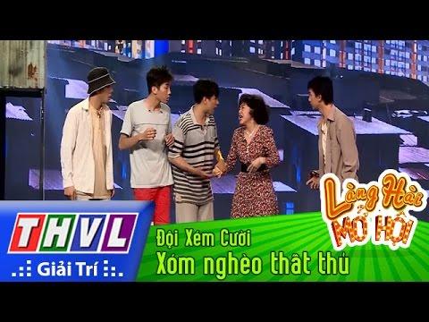 THVL | Làng hài mở hội - Tập 26: Xóm nghèo thất thủ - Đội Xém Cười