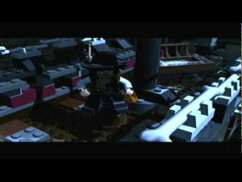 Lego Pirates On Stranger Tides Cutscenes