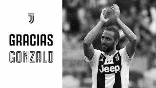 Higuain departs Juventus | Muchas Gracias, Gonzalo!