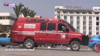 بالفيديو.. مواطن من الحسيمة ضد الحراك طلع فوق بوطو ديال الريزو ورفع الراية المغربية |