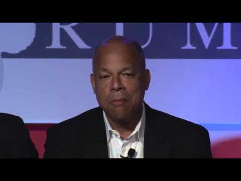 Jeh Johnson on Top-Secret Leaks, Bradley Manning & Edward Snowden