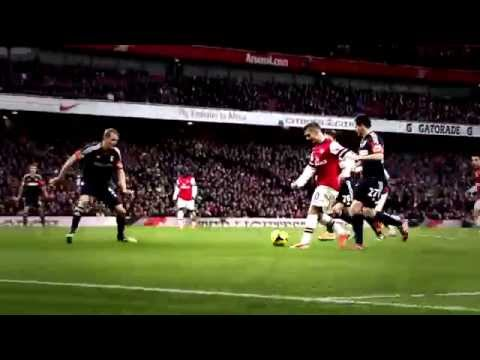 Jack Wilshere - The Wait (2013/14)