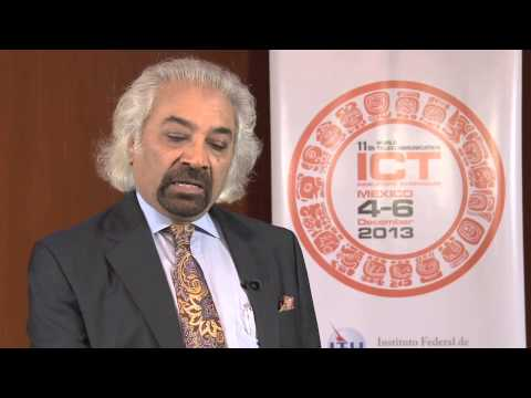 WTIS-13 Interview: Sam Pitroda, Advisor to the Prime Minister of India