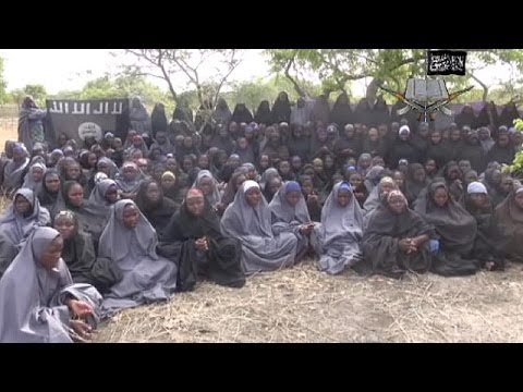 Nigeria: Boko Haram makes demands in video 'showing' kidnapped girls