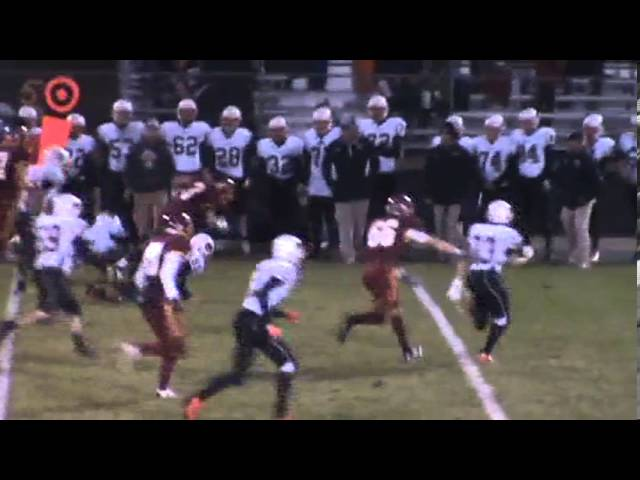 10-18-13 - Alec Petterson rumbles for 58 yards