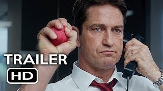 A Family Man Official Trailer #1 (2017) Gerard Butler, Alison Brie Drama Movie HD